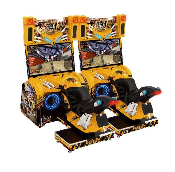 Storm Rider Twin Cabinet