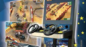 Mini Motor Racing Arcade Coming In Spring 2014 Via Tecnoplay