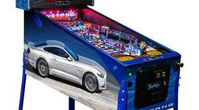 Stern Unveils Final Mustang Pinball Limited Edition Model