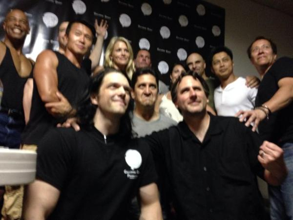 Mortal Kombat Cast