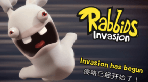 Ubisoft & Alterface Team Up For Rabbids Invasion; R-Kaid Unit; Name That Game #9