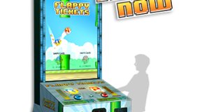 Adrenaline Amusement's Flappy Tickets Brings Flappy Gaming To Arcades