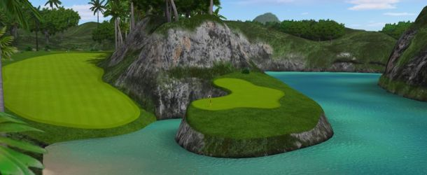 The New Courses of Incredible Technologies' Golden Tee 2015 LIVE