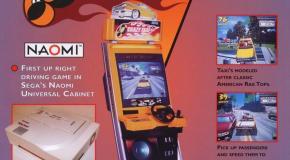 Remembering Sega's NAOMI-Based Arcade Hardware