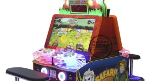 Exclusive: Safari Ranger Videmption Game by UNIS Coming To IAAPA2014