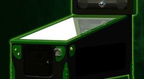 Heighway Pinball Unveils Alien Pinball Whitewood