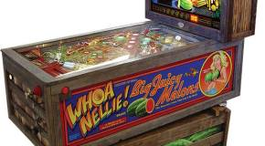 Whoa Nellie! Big Juicy Melons Pinball Coming in 2015 Thanks To Stern Pinball