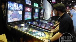 IAAPA 2014: Last Day Wrap-Up With Pinball, Video Games, Videmption and Simulators