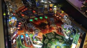 The Hobbit Pinball Reaches Manufacturing Milestone