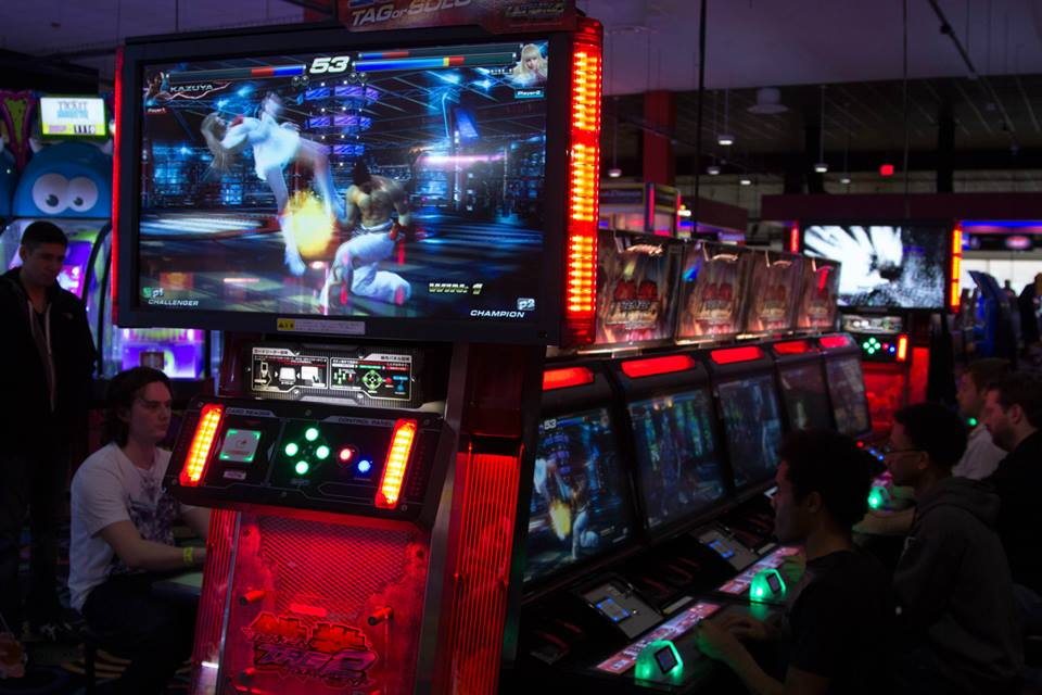 Arcade Heroes Round 1 USA Opens Their Arlington, TX Location