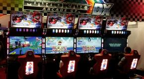 Mario Kart Arcade GP DX USA/Europe Version Gets It's First Major Update