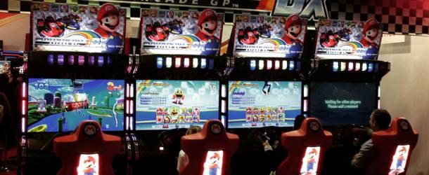 Mario Kart Arcade GP DX USA/Europe Version Gets It's First Major Update