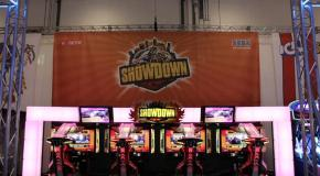 EAG Expo 2015 Day 1 – Time Crisis 5 Video, Showdown, Pinball