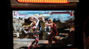 Tekken 7 and DDR 2015 Getting Location Tests At Round1USA