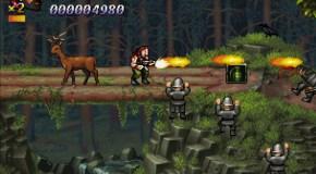 Next For NEOGEO MVS Arcade Machines: Kraut Buster