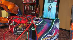 Two New Arcades: The Great American Arcade In Niagara Falls, NY; Play Port in Erie, PA