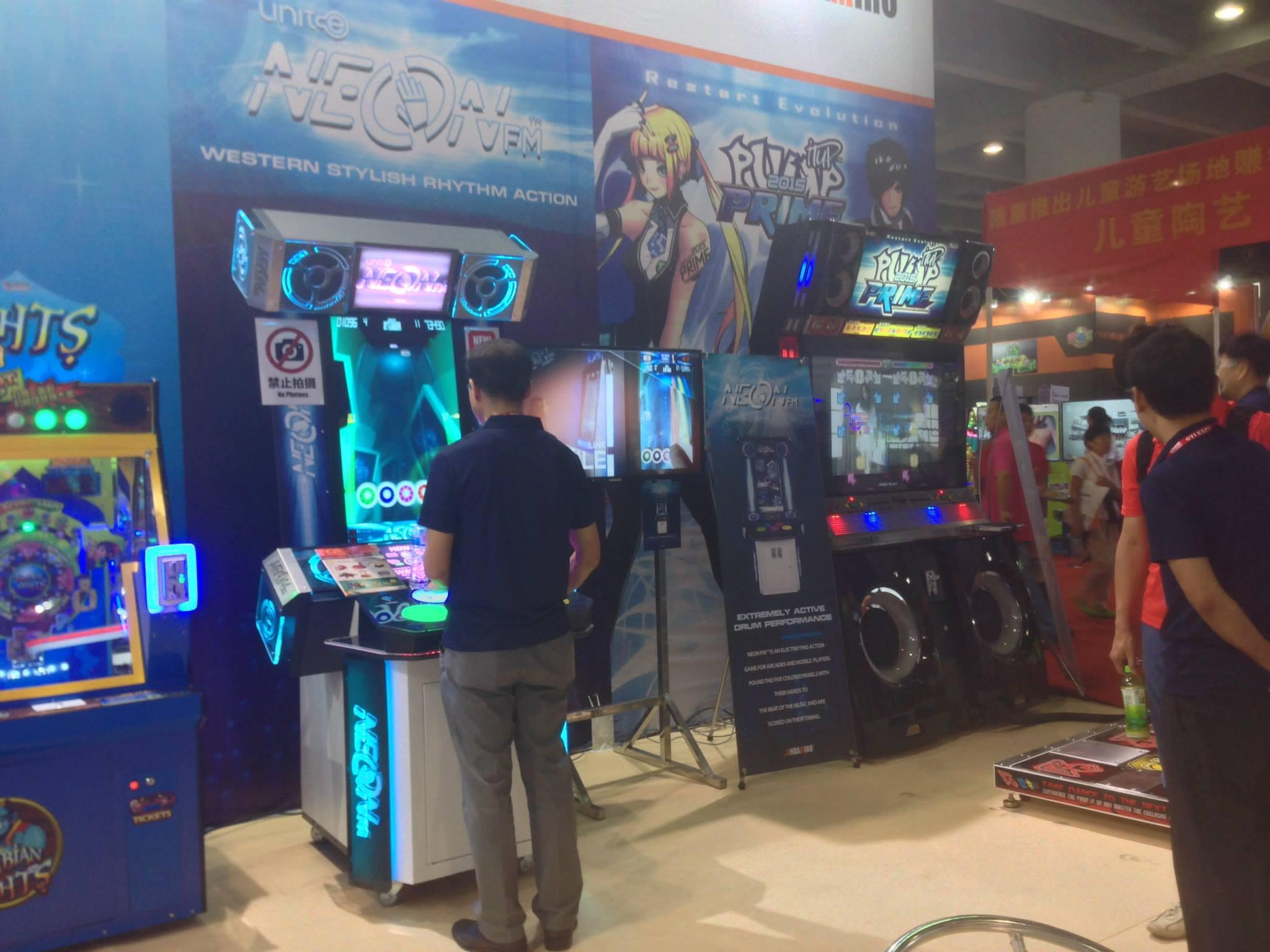 Star Wars Cabinet Arcade Heroes Newsbytes China Expo Arcade Music Vid Name That