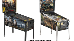 Match Up: The Hobbit Vs. Game Of Thrones Pinball (In Images)