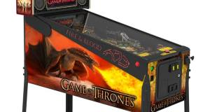 Game Of Thrones Pinball Revealed