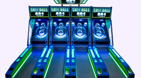 BayTek Games Acquires Skee-ball Amusement Games