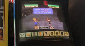 Beavis & Butt-head Prototype Now At The Galloping Ghost Arcade