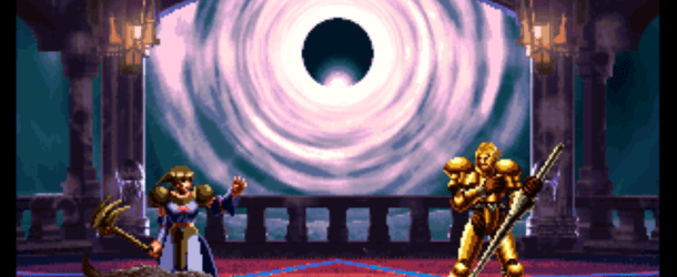 Unknown NEO GEO MVS Fighting Game Discovered & Dumped (UPDATED)