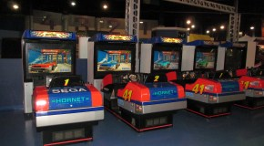 Arcade review and history: Skyquest Arcade at the Basement of the Skylon Tower, Niagara Falls, Ontario, Canada