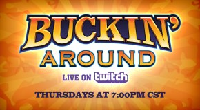 Play Mechanix Launches Buckin' Around Weekly Online Show