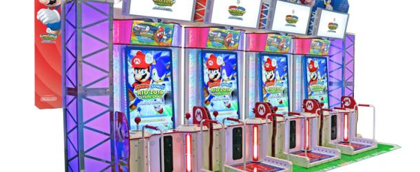 Sega Launches Official Trailer for Mario & Sonic At the Rio 2016 Olympic Games Arcade Edition