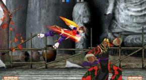 Lost Arcade Title KenJu (Atomiswave)