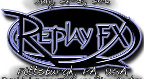 ReplayFX Arcade/Pinball Event Now Underway In Pittsburgh, PA