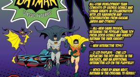 Next From Stern Pinball: Batman 66 (UPDATED)