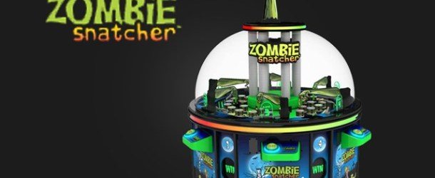Zombie Snatcher finally rolling out to Dave & Busters locations nationwide