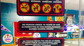 The Written Rules Of The Arcade