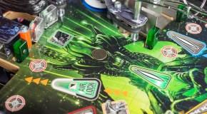 New Trailers For Alien Pinball: Jonesy Mode & Ambush Multiball