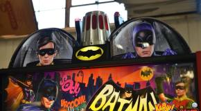 Stern Officially Unveils Batman 66 Pinball