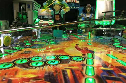 Newsbytes: Dialed In Pinball; WARS DDR Tournament; Arkanoid Vs. Space Invaders + More