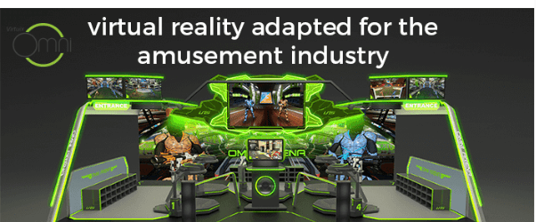 Coming To IAAPA 2016: From Arcade To VR With UNIS