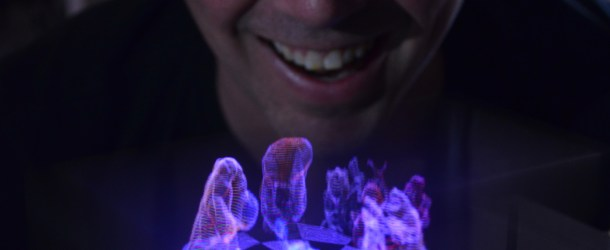 Display Tech: Holograms With Voxiebox