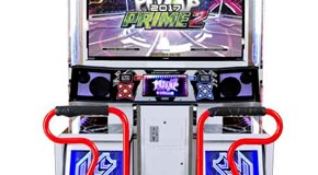 Pump It Up Prime 2 2017 Arcade Details