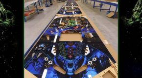 Alien Pinball In Production; Headed Towards January Release
