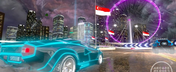 Cruis'n Blast Arcade Now Available