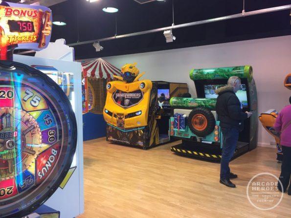 Sega Prizezone Dream Raiders