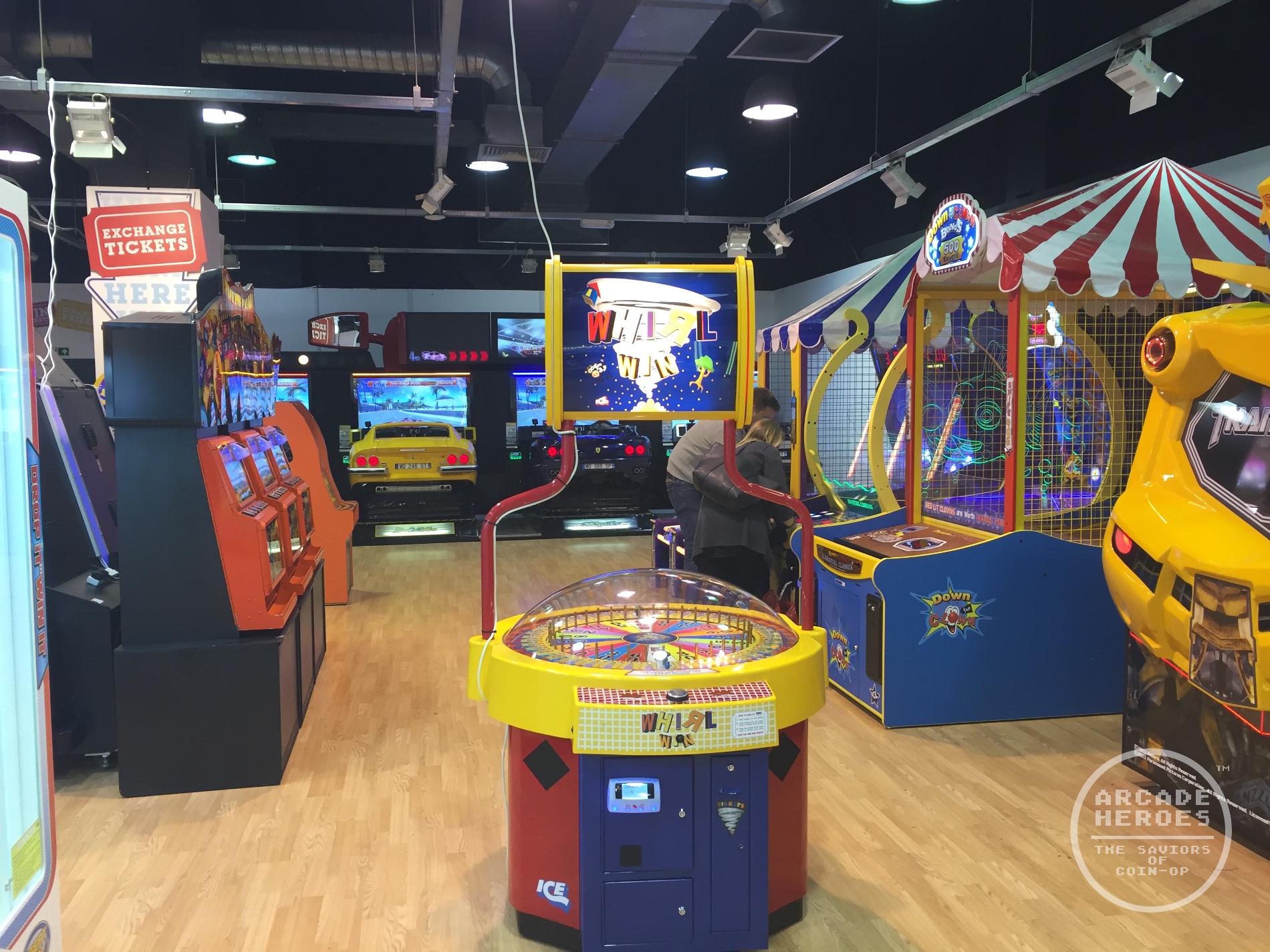 KeyMasterUSA - Sega Amusements Returns To Amusement