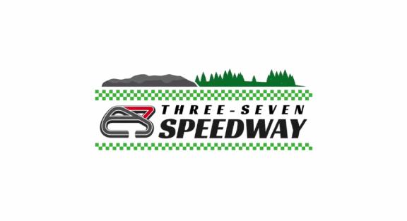 Three-Seven Speedway Logo
