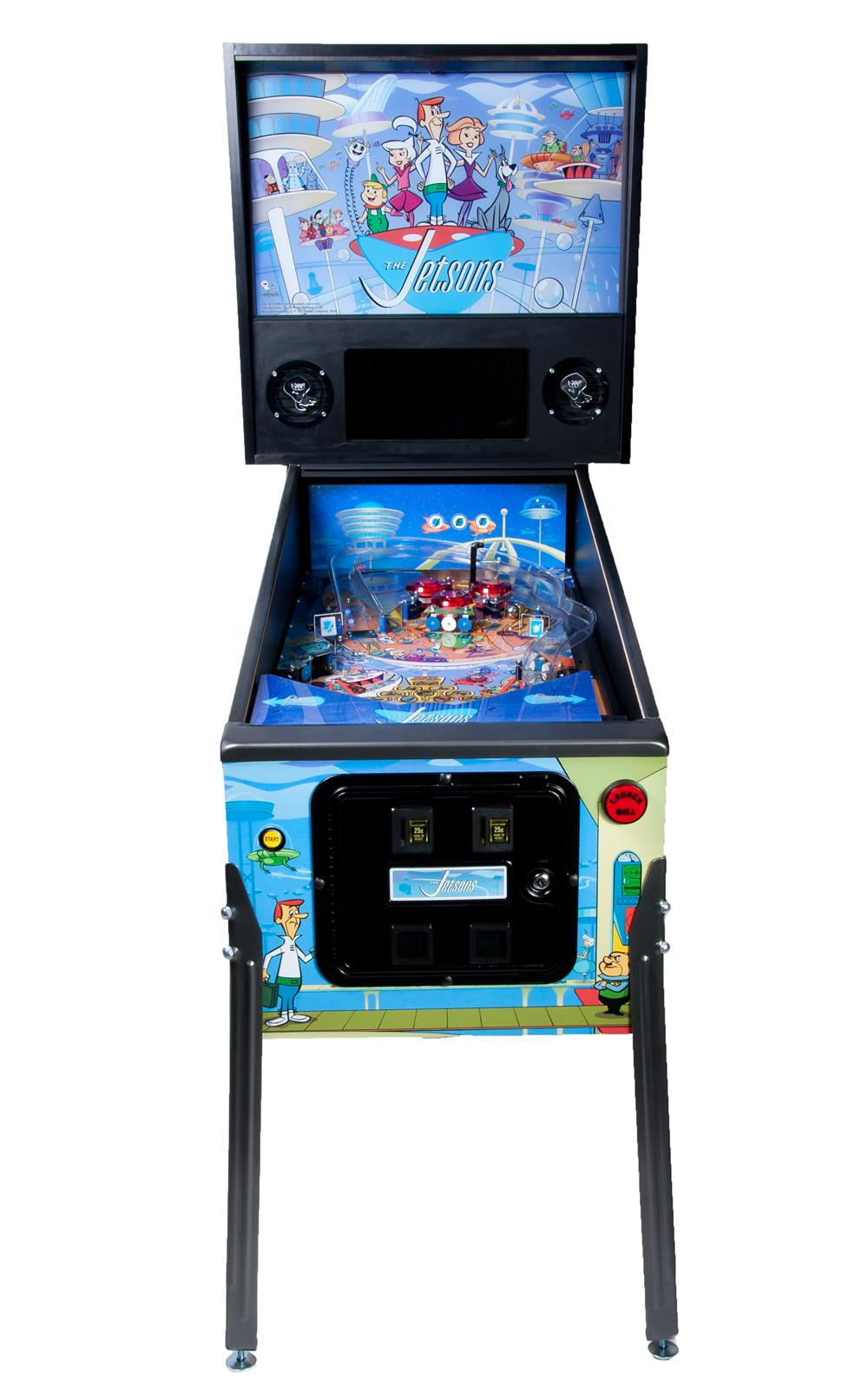Arcade Heroes The Jetsons Pinball Announced By The Pinball