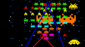 Space Invaders Frenzy By Raw Thrills Is Shipping Now
