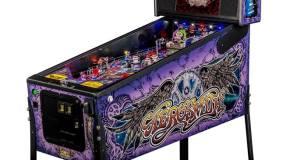 Stern Pinball Unveils Aerosmith Pinball