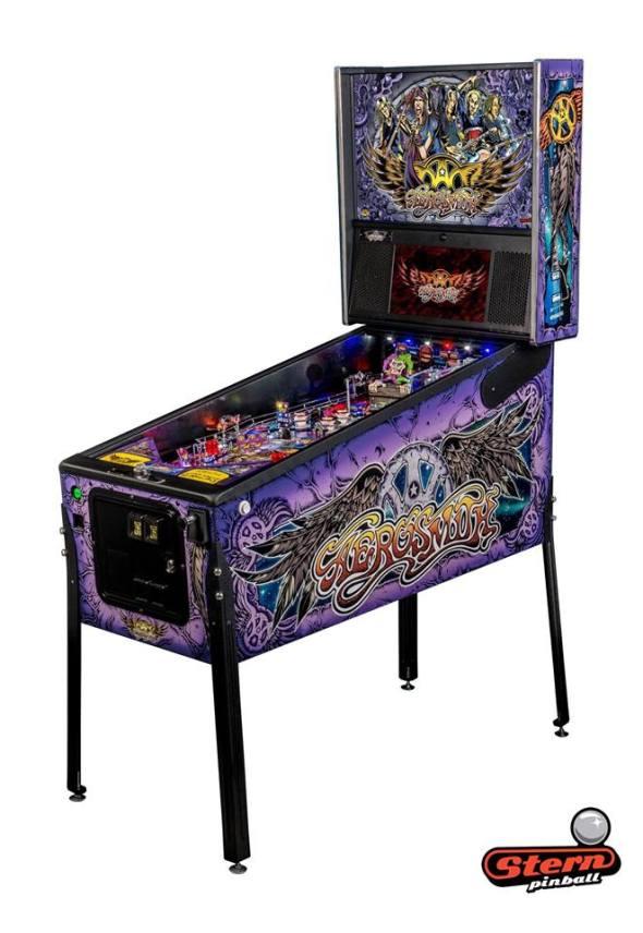 Aerosmith Pinball Premium