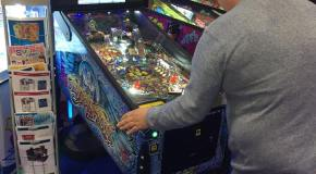 Newsbytes: Lots of Pinball; Skycurser Release; North Korea Arcade